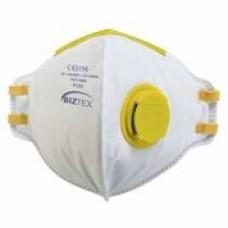 P153 FFP1 Valved Dolomite Fold Flat Respirator Box/20