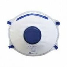 P203 FFP2 Valved Dolomite Respirator Box/10