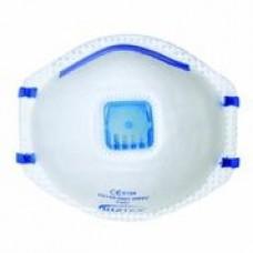 P209 FFP2 Valved Dust Respirator Blister Pack (3)