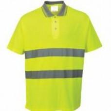 S171 Portwest Cotton Comfort Polo Shirt