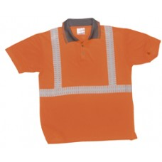 Portwest S377 Superior HI-Vis Polo Shirt