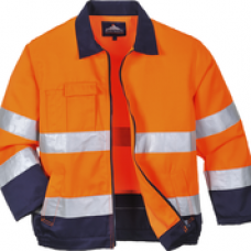 TX70 Portwest Madrid Hi Vis Jacket