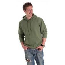 UC502  Unisex Uneek Adults Classic Hooded Sweatshirt