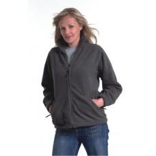 UC601 Unisex Uneek Adults Premium Full Zip Fleece Jacket