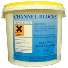 J7001 Yellow Channel Cubes (3.25kg Tub)