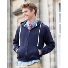 FR800 Mens Zip Through Hoodie