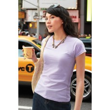 GD72 Gildan Ladies Fitted T-Shirt