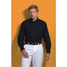 KK351 Long Sleeve Workwear Oxford Long Sleeved Shirt