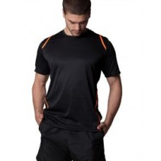 Kustom Kit KK991 Gamegear Cooltex Short Sleeved T-Shirt