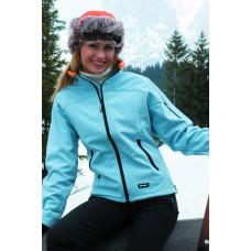R122F Result La Femme Soft Shell Jacket
