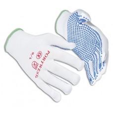 A110 Nylon Polka Dot Glove