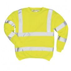 B303 Hi-Vis Sweatshirt