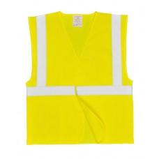 C472 Hi-Vis One Band & Brace Vest