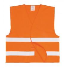 C474 Hi-Vis Two Band Vest