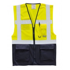 C476 Portwest Warsaw Executive Vest