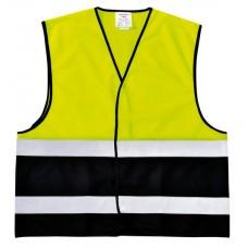 C484 Hi-Vis Two Tone Vest
