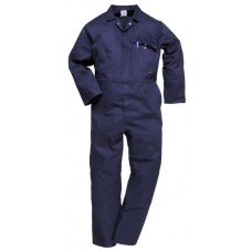 C806 Portwest Cotton Coverall