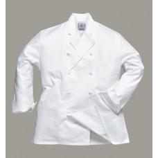 C858 Norfolk Chefs Jacket