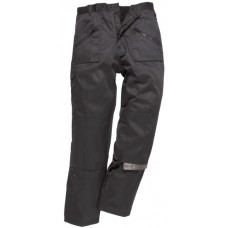 C887 Portwest Action Trousers, with Back Elastication