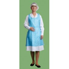 Portwest D300 Disposable PE Bib Apron (Box/2000)