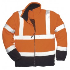 F301 Hi-Vis Two Tone Fleece