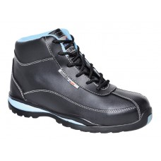Portwest FW38 Steelite Ladies Safety Boot S1P HRO