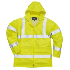 H440 Portwest Hi-Vis Rain Jacket