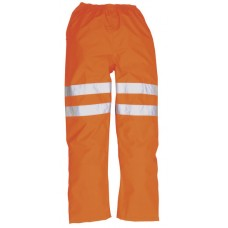 RT31 Hi-Vis Traffic Trousers, GO/RT