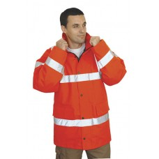RT34 Hi-Vis Breathable Jacket GO/RT