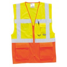 Portwest S376 Hi-Vis Prague Executive Vest