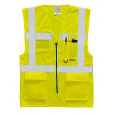 Portwest S476  Hi-Vis Berlin Executive Vest