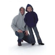 UC501 Uneek Premium Hooded Sweatshirt