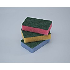 W1471 Small Sponge Scourers ( Pack Of 10 )