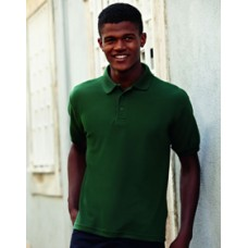 SS33M Fruit of the Loom Heavy 65/35 Polo Shirt