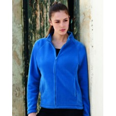 SS49M Lady-Fit Full Zip Fleece