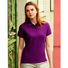 SS78M Lady Fit Premium Polo - Fruit of the Loom