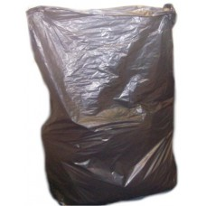 L2053 Black Wheelie Bin Liners (Case Of 100)