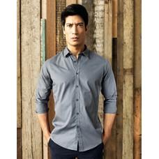 Premier  PR214 Men's Long Sleeve Fitted Friday Shirt