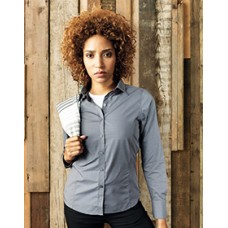 PR314 Ladies Long Sleeve Fitted Friday Shirt