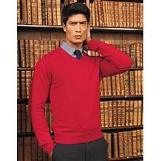 Premier PR694 Men's V-Neck Knitted Sweater